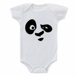 Дитячий бодік Panda Po