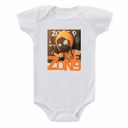 Дитячий бодік Standoff Zone 9