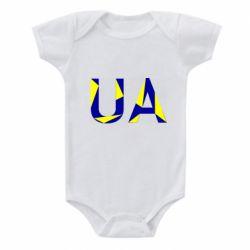Детский бодик UA Ukraine