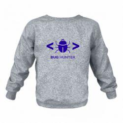 Дитячий реглан (світшот) Bug Hunter