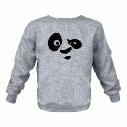 Дитячий реглан (світшот) Panda Po
