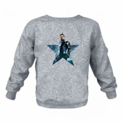 Дитячий реглан (світшот) Winter Soldier Star