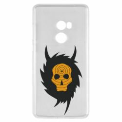 Чехол для Xiaomi Mi Mix 2 Devil skull rock