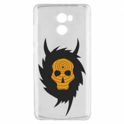 Чехол для Xiaomi Redmi 4 Devil skull rock