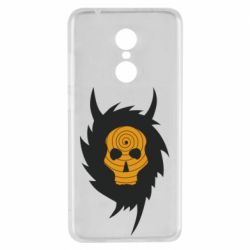 Чехол для Xiaomi Redmi 5 Devil skull rock