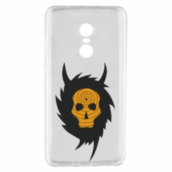 Чехол для Xiaomi Redmi Note 4 Devil skull rock