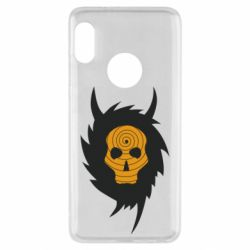 Чехол для Xiaomi Redmi Note 5 Devil skull rock