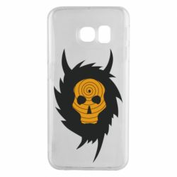 Чехол для Samsung S6 EDGE Devil skull rock