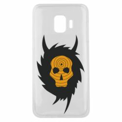Чехол для Samsung J2 Core Devil skull rock
