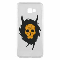 Чехол для Samsung J4 Plus 2018 Devil skull rock