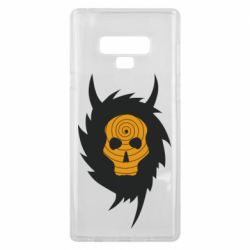 Чехол для Samsung Note 9 Devil skull rock