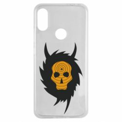 Чехол для Xiaomi Redmi Note 7 Devil skull rock