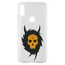 Чехол для Xiaomi Mi Play Devil skull rock