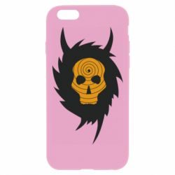 Чехол для iPhone 6 Plus/6S Plus Devil skull rock