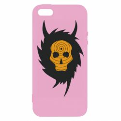 Чехол для iPhone5/5S/SE Devil skull rock