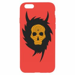 Чехол для iPhone 6/6S Devil skull rock