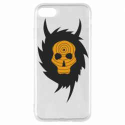 Чехол для iPhone 8 Devil skull rock