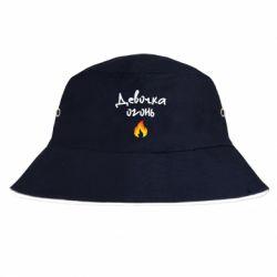 Панама Девочка огонь