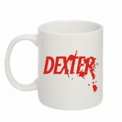 Кружка 320ml Dexter Logo - FatLine