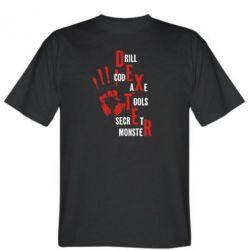 Мужская футболка Dexter - FatLine