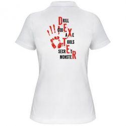 Женская футболка поло Dexter
