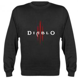 Реглан (свитшот) Diablo 3 - FatLine