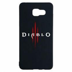 Чехол для Samsung A5 2016 Diablo 3