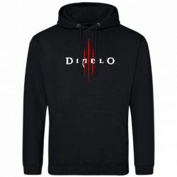 Толстовка Diablo 3 - FatLine