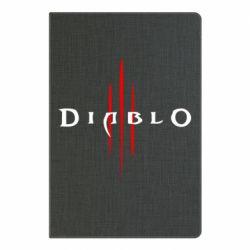 Блокнот А5 Diablo 3