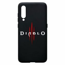 Чехол для Xiaomi Mi9 Diablo 3