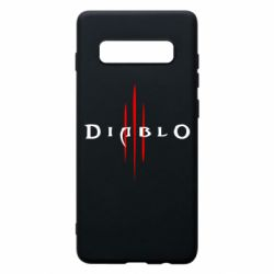 Чехол для Samsung S10+ Diablo 3