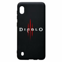Чохол для Samsung A10 Diablo 3