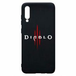 Чехол для Samsung A70 Diablo 3
