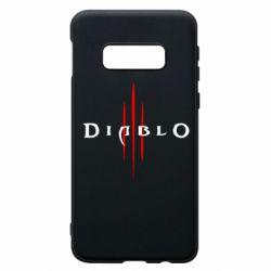 Чехол для Samsung S10e Diablo 3
