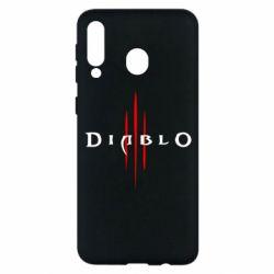 Чехол для Samsung M30 Diablo 3