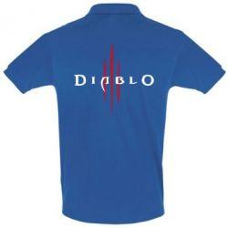 Футболка Поло Diablo 3 - FatLine