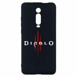 Чехол для Xiaomi Mi9T Diablo 3