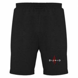 Мужские шорты Diablo 3 - FatLine