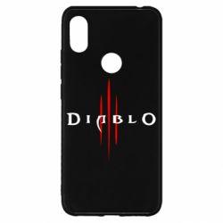 Чохол для Xiaomi Redmi S2 Diablo 3