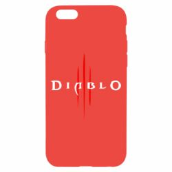 Чохол для iPhone 6/6S Diablo 3