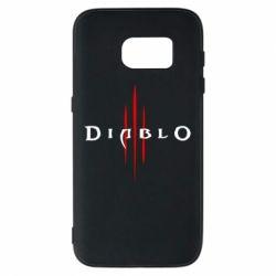 Чехол для Samsung S7 Diablo 3