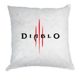 Подушка Diablo 3 - FatLine