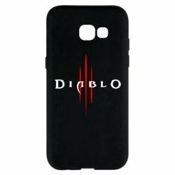 Чехол для Samsung A5 2017 Diablo 3