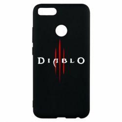 Чехол для Xiaomi Mi A1 Diablo 3
