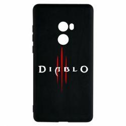 Чохол для Xiaomi Mi Mix 2 Diablo 3