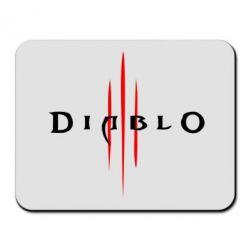 Коврик для мыши Diablo 3 - FatLine