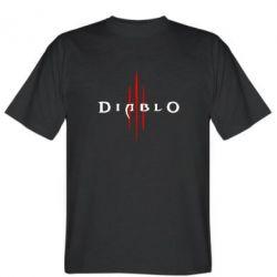 Мужская футболка Diablo 3