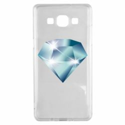 Чехол для Samsung A5 2015 Diamond with highlights