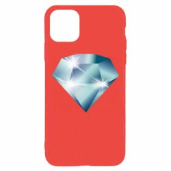 Чехол для iPhone 11 Pro Max Diamond with highlights