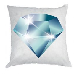 Подушка Diamond with highlights